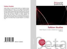 Обложка Tolkien Studies