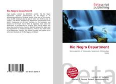 Río Negro Department的封面
