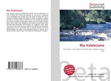 Bookcover of Río Valenciano