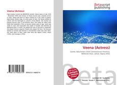 Bookcover of Veena (Actress)