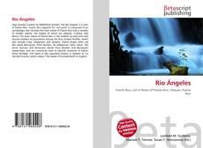 Portada del libro de Río Ángeles