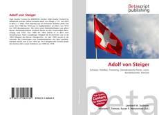 Adolf von Steiger kitap kapağı