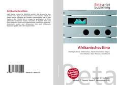 Afrikanisches Kino kitap kapağı