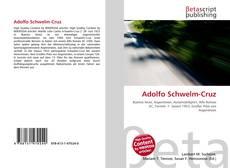 Обложка Adolfo Schwelm-Cruz