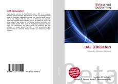 Bookcover of UAE (emulator)