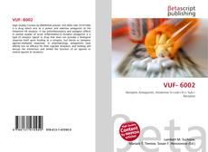 Capa do livro de VUF- 6002