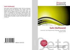 Bookcover of Sahi (Software)