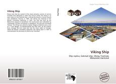 Capa do livro de Viking Ship