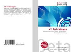 Bookcover of VTI Technologies