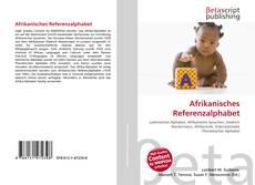 Bookcover of Afrikanisches Referenzalphabet