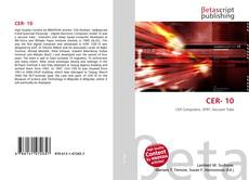 Bookcover of CER- 10
