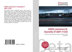 Bookcover of USNS Lawrence H. Gianella (T-AOT-1125)