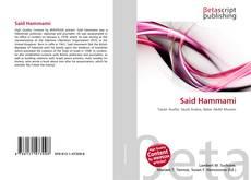 Borítókép a  Said Hammami - hoz