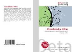 Portada del libro de Veerabhadra (Film)