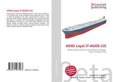 Обложка USNS Loyal (T-AGOS-22)
