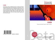Bookcover of VVER