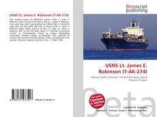 Bookcover of USNS Lt. James E. Robinson (T-AK-274)