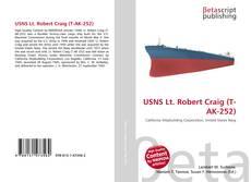 Bookcover of USNS Lt. Robert Craig (T-AK-252)