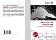 Capa do livro de NRP Afonso de Albuquerque