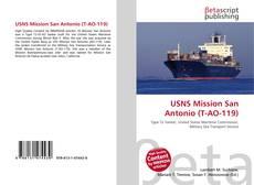 Copertina di USNS Mission San Antonio (T-AO-119)