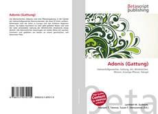 Обложка Adonis (Gattung)
