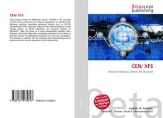 Bookcover of CEN/ XFS