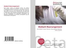 Copertina di Wallach Rearrangement