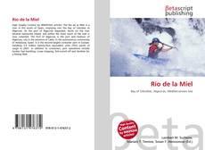 Bookcover of Río de la Miel