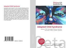 Borítókép a  Adopted Child Syndrome - hoz