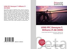 Обложка USNS PFC Dewayne T. Williams (T-AK-3009)