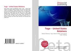 Togo – United States Relations的封面