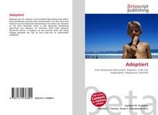 Bookcover of Adoptiert