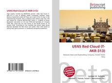 Bookcover of USNS Red Cloud (T-AKR-313)