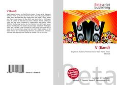 Bookcover of V (Band)