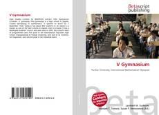 Portada del libro de V Gymnasium