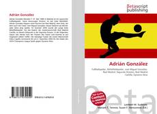Bookcover of Adrián González