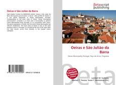 Capa do livro de Oeiras e São Julião da Barra