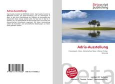 Buchcover von Adria-Ausstellung