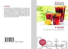 Bookcover of V (Drink)
