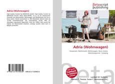 Bookcover of Adria (Wohnwagen)