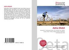 Buchcover von Adria Mobil