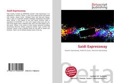 Bookcover of Saidi Expressway