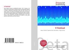 Bookcover of V Festival