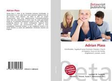 Buchcover von Adrian Plass