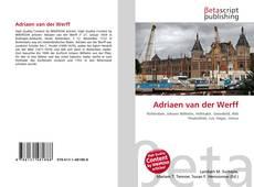 Couverture de Adriaen van der Werff