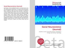 Bookcover of Social Neuroscience (Journal)