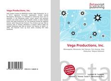Vega Productions, Inc. kitap kapağı