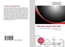Copertina di Yehudah Aryeh Leib Alter