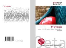 Bookcover of Qi Empress