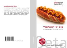 Couverture de Vegetarian Hot Dog